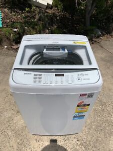 LG 6.5KG direct drive washing machine 7 months old only