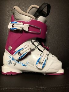 Junior girls ski boots 20-21.5