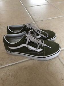 Vans shoes, like new