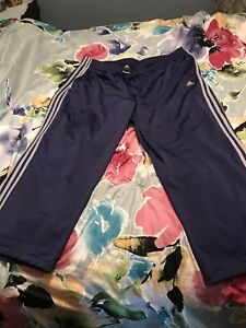 Like new women adidas pants 3x obo