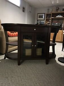 TV console or front entryway table