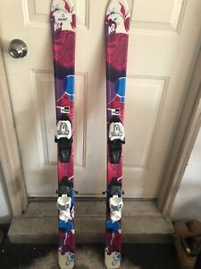 K2 girls skis.  maker 4.5 bindings