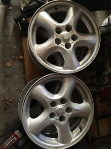 CHEAP Ford Rims need gone $50 for ALL of them