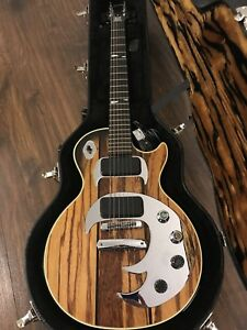 Gibson Les Paul Dusk Tiger - Flawless brand new condition