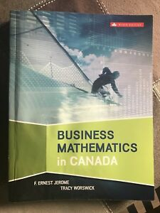 Business Mathematics in Canada (NSCC Business math)