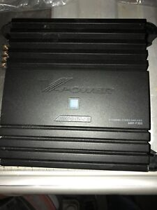 Alpine V Power car amp