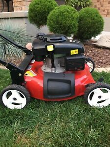 "21"" Craftsman lawnmower"