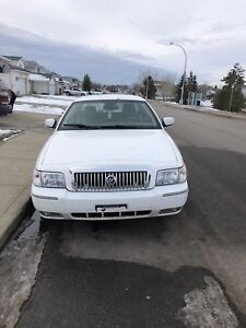 Mercury Grand Marquis 2008 160,000 km