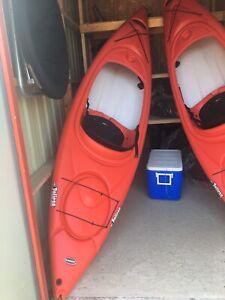 RARE HAND MADE RACING CANOE GILLIES NOVA SCOTIA | Water Sports