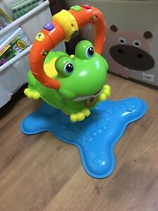 Vtech Count and Colours Bouncing Frog