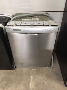 Stainless dishwasher 2 years old