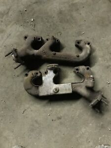 4.3L Exhaust manifolds CHEVROLET/GMC