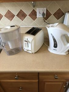 Kettle water purifier toaster