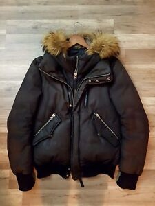 MACKAGE DIXON (36) FOR MOOSE KNUCKLES BALLISTIC BOMBER (SMALL)