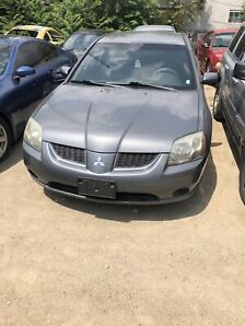 2004 Mitsubishi Galant great shape and low Kms!!!