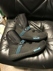 WATER BOOTS BY TEVA
