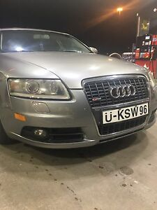 Gorgeous 2006 AUDI A6 3.2L SLINE QUATTRO NAVI FOR SALE