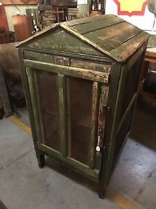 Rustic Depression era Food Meat Safe Alexandria Inner Sydney Preview