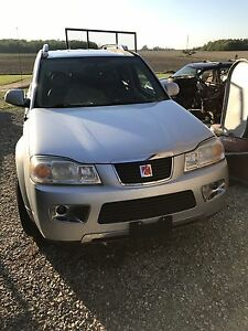 Parting out Saturn vue