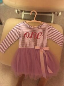 First birthday outfit