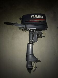 5hp Yamaha motor Burpengary Caboolture Area Preview