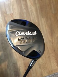 Cleveland Launched DST 3wood 17 degree with stiff flex shaft