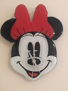 Minnie Mouse Clock Eatons Hill Pine Rivers Area Preview