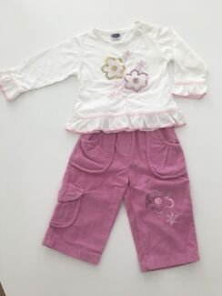 Cute outfit- new - size 00