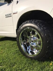 20x12 fuel krank chrome