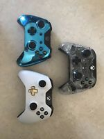3 Xbox 1 controllers