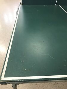 Ping pong / Table Tennis Table for sale $100 obo.