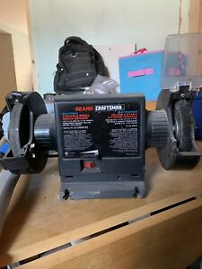 Craftsman Variable Speed Bench Grinder