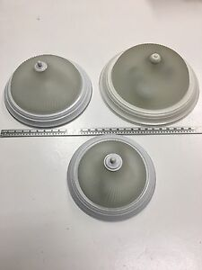 Ceiling lights, 3 available