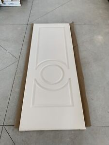 "Solid core 8' x 36"" interior doors - New!"