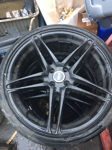 19 inch ICON Aftermarket Rims&Tires