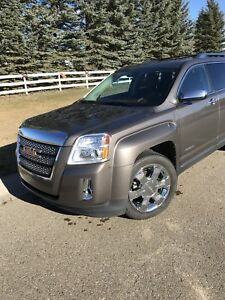 2012 GMC TERRAIN SLT2 AWD V6 LEATHER SUNROOF
