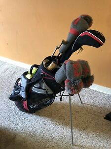 Golf Clubs - Full Set With Bag