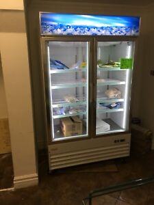 Congelateur commercial (sub-zéro)
