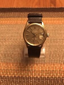 Rolex Oyster Date 1503 14k gold automatic watch