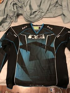 Large blue jersey for sale
