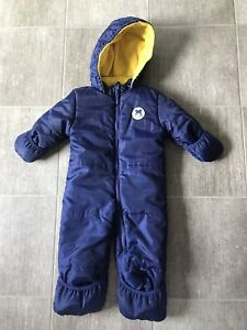 Baby one piece coat / winter coat