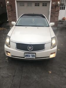 ***MINT CONDITION 07 CADILLAC CTS LOW KM GREAT WINTER VEHICLE***