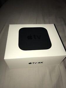 Apple 4K TV 32 gig six months old