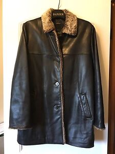 Danier Women's Leather Coat
