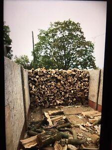 Firewood sale