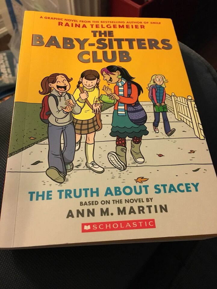 babysitters club graphic novel