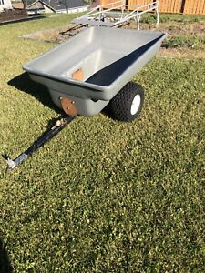 Sold!!!!! ATV dump trailer  sold!!!!