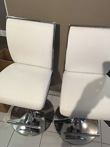 2 bar chairs from Costco
