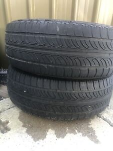 Tyres 215/65/15 $40 a pair or $60 for the lot