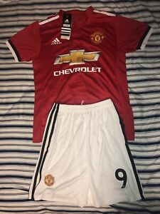 Brand New ADIDAS Manchester United Kit